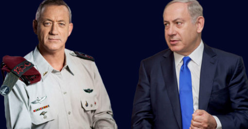 Israele, Natanyahu e Gantz
